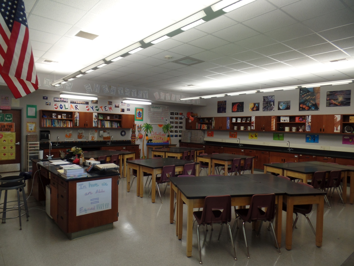 Classroom Ideas Science : A tour of my classroom the ardent teacher