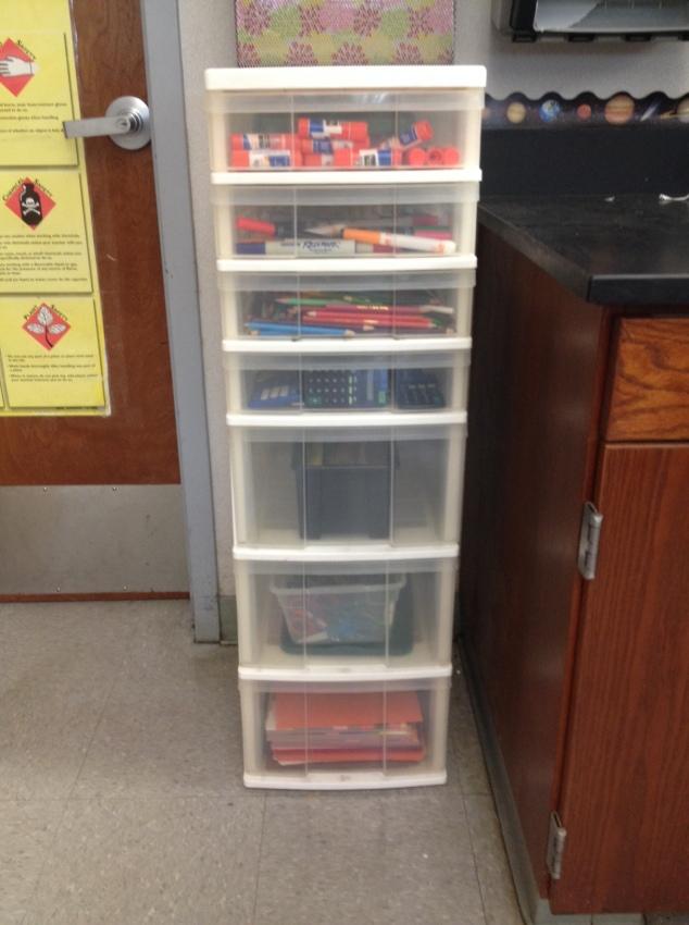 Student Resources-Stackable Unit