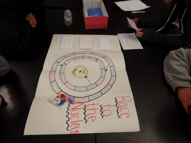 Great explanation of a Science-based PBL in which students create chemistry games! This could be modified to fit any curriculum!<br /> www.theardentteacher.com
