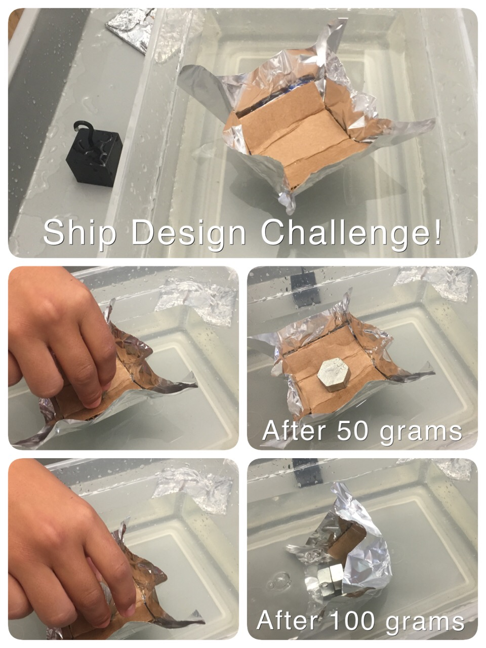 A week of STEM challenges! www.theardentteacher.com