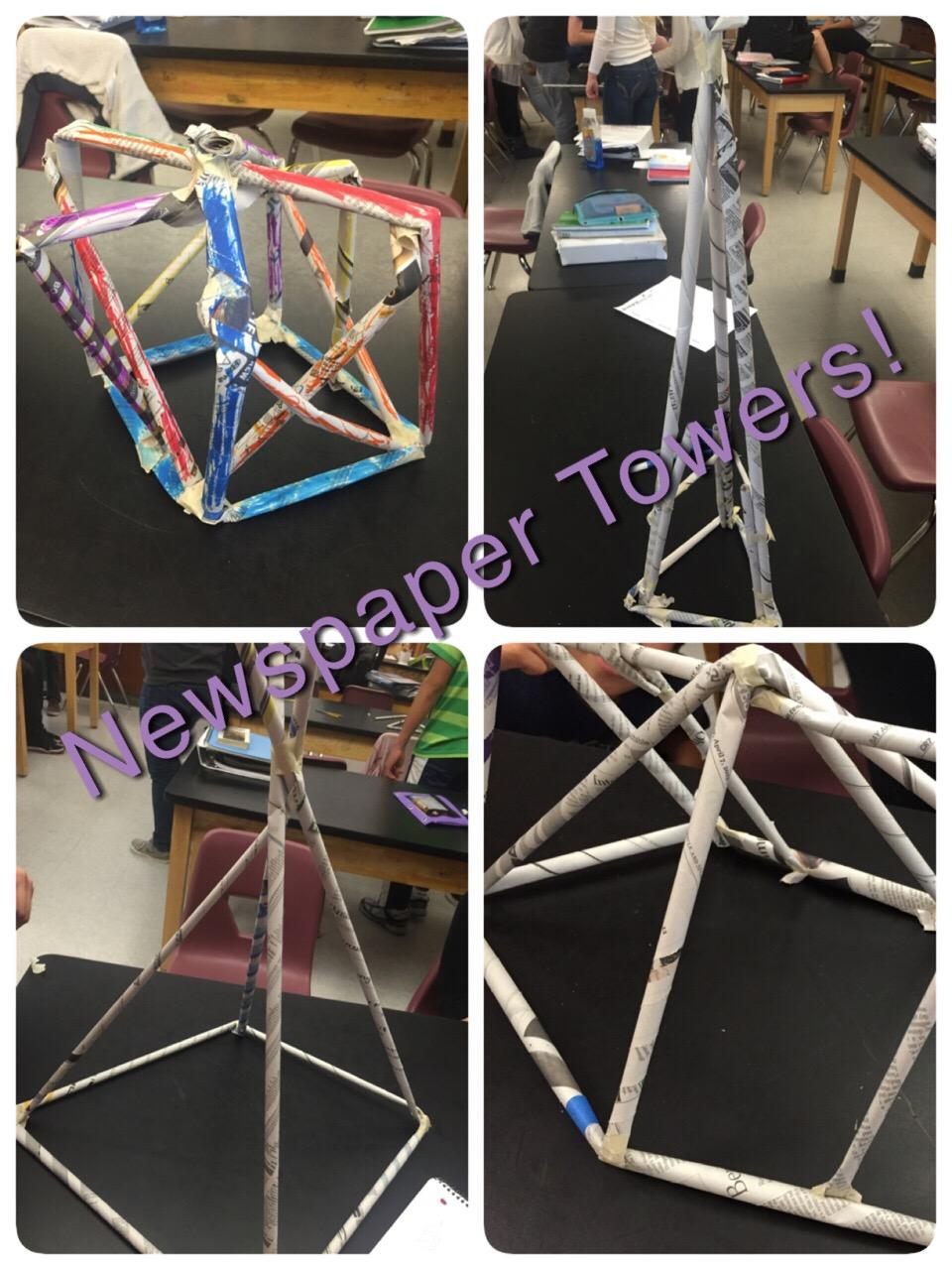 A week of STEM challenges! www.theardentteacher.com