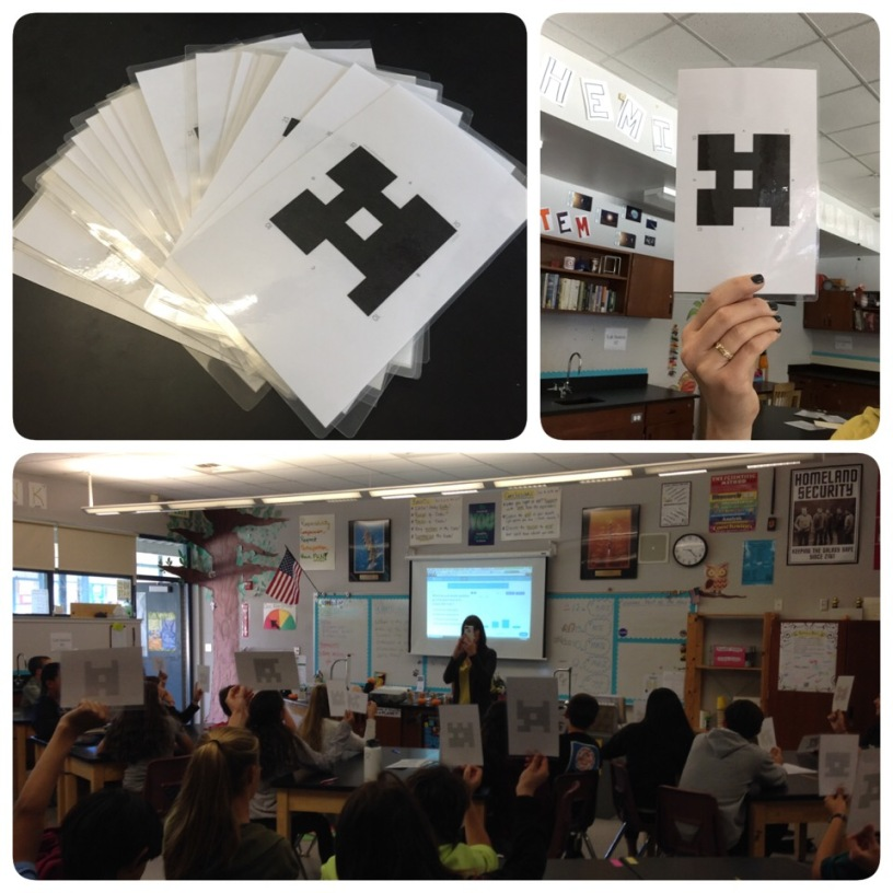 """Plickers""-- Introducing a classroom response system to your teaching! www.theardentteacher.com"