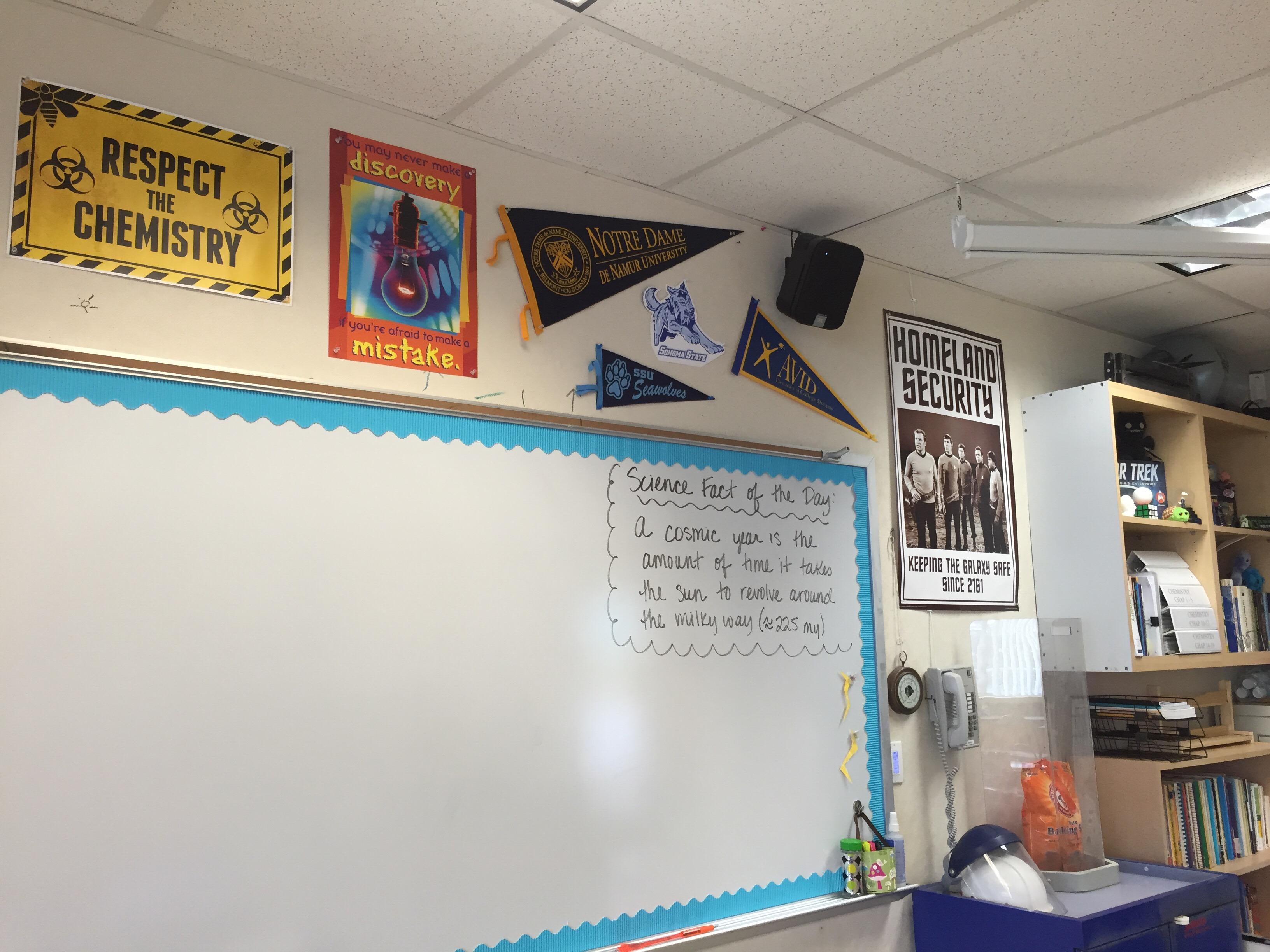 New School New Classroom The Ardent Teacher